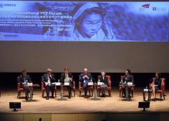 """联合国在港举办论坛:""""一带一路""""契合全球可持续发展需求"""