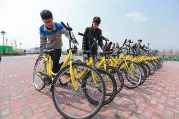 过度竞争下的共享单车