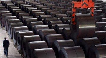 今年欧盟钢材需求预计同比增长2.5%