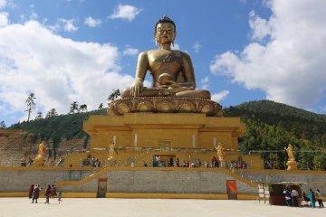 """不丹旅游服务业希望借""""一带一路""""迎来更大发展"""