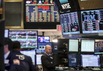 纷争扰乱市场 资金撤离美国资产