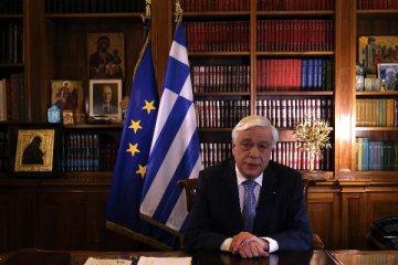 """希腊总统:相信""""一带一路""""倡议未来会取得更多成果"""