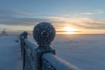 """专家认为""""一带一路""""为北极合作提供机遇"""