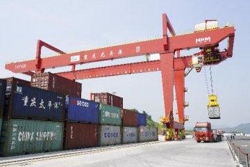 5月中国物流业景气指数为57.7% 环比回落