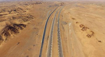 甘肃集中开工35个重点交通建设项目 总投资近700亿