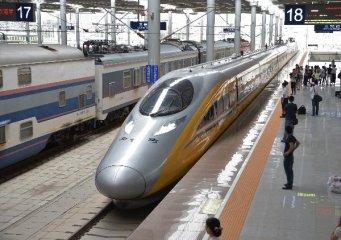 多省市发布交通规划 西部地区高铁网正形成