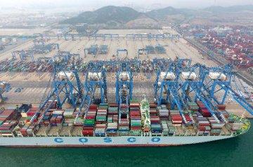 前5个月我国进出口总值10.76万亿 同比增19.8%