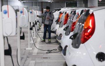 工信部:2018年新能源车积分比例不低于8%