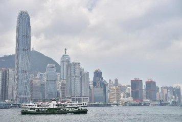 """香港研究机构:中国""""一带一路""""最具开发潜力城市榜 香港居首"""