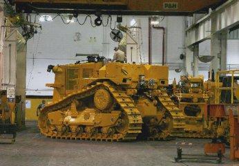 6月工程機械銷量同比或增90% 行業高景氣度望維持