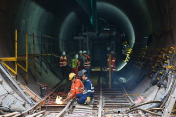 中國企業積極參與以色列基礎設施建設