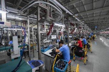 1-6月規模以上工業增加值同比增長6.9%