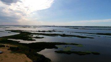 哈爾濱:濱江濕地旅遊風景區