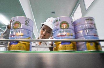 嬰幼兒配方乳粉產品註冊提速 行業龍頭優勢望凸現