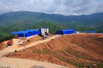 """中国""""一带一路""""大项目相继开工 带动东南亚经济发展"""