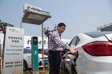 河北省全力推动新能源汽车产业做大做强