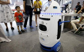 服務機器人風口明年將至