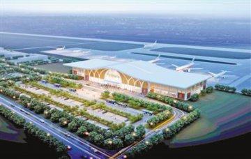 """中企打造""""標杆工程"""" 博卡拉新機場助尼泊爾與世界接軌"""