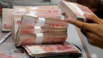 人民幣中間價七連漲 升破6.54關口
