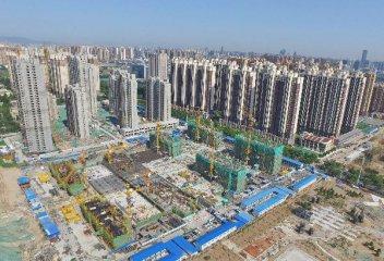 一线城市供地持续高位增长 总体供应量降势难改