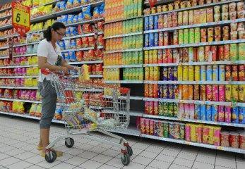 2017年8月份居民消费价格同比上涨1.8%