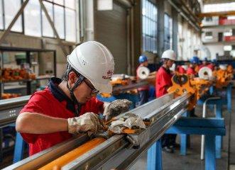 2017年8月份工業生產者出廠價格同比上漲6.3%