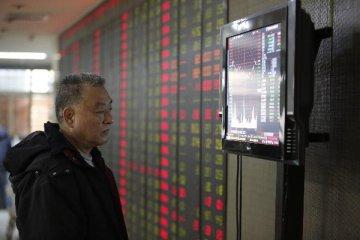 兩市午後震盪走低 銀行板塊領漲市場