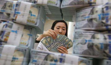 跨境資金流動進一步趨穩 外匯儲備連續八個月回升