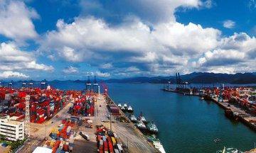 前三季度我国货物贸易进出口总值同比增长16.6%