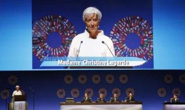拉加德:当前全球经济上行有广泛基础