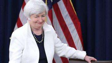 耶伦说美国经济持续走强支持渐进加息