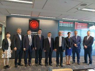 福建自贸区厦门片区与澳大利亚宝泽金融服务集团AIMS签署战略合作协议