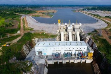 中企承建象牙海岸最大水電站