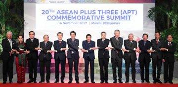 李克強:大力推進貿易自由化便利化 共同推進東亞經濟共同體建設
