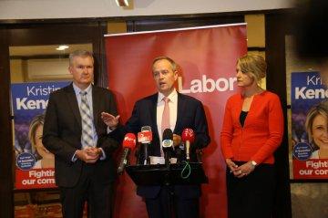 澳大利亚工党领袖及新州前州长明确反对政府削减大学教育经费