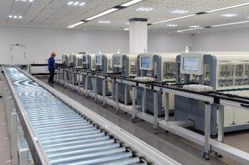 11月中國製造業PMI為51.8% 環比上升