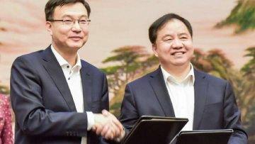 上海政府与工信部签署工业互联网创新发展战略合作框架协议