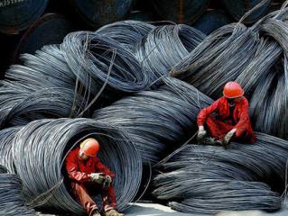 多因素推動鋼材價格上漲 10家上市鋼企年報預喜