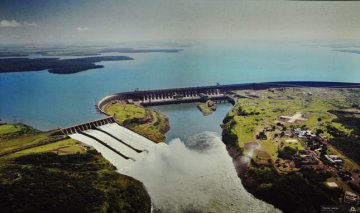 中國阿根廷共建世界最南端水電站 採用中國技術標準