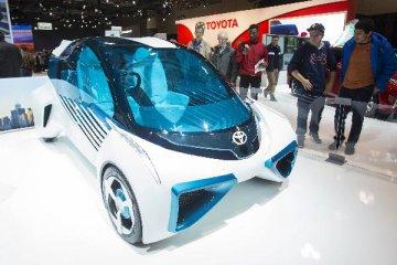 明年起至2020年底新能源汽车免征车辆购置税