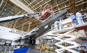 航空产业重点项目频结硕果 五大航空产业集群加速成型