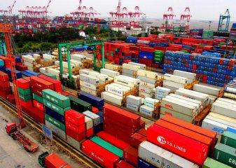 三年来外贸增速首次转正 2018两位数增长难度较大