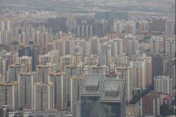 中国火爆的房地产市场要结束了吗?