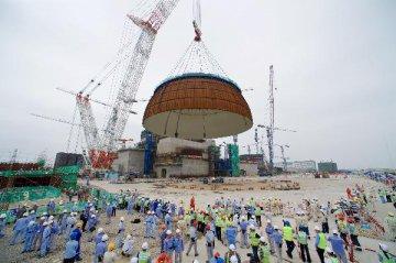 """核電產業將迎""""大事件"""":中核、中核建兩大集團重組敲定"""