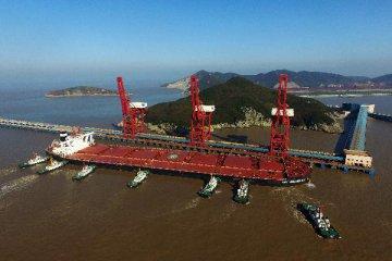 中国铁矿石港口库存量再创新高!券商集体看好钢价上行…