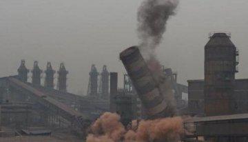 """河北今年将压减钢铁产能1000万吨 """"僵尸企业""""全清"""