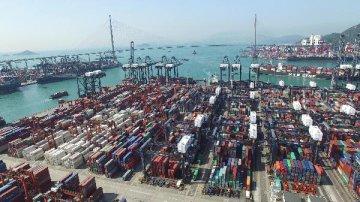 香港去年商品出口同比升8%