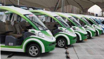 彭博:中國努力成為新能源汽車的底特律