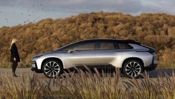 法拉第未來關聯公司現身廣州 或在國內投產電動車