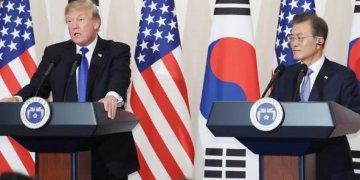 美關稅逆勢啟動 韓尋求臨門豁免